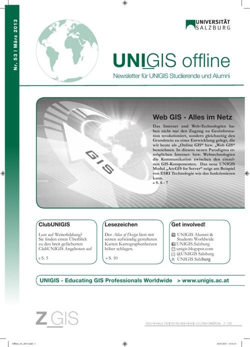 UNIGIS offline 01/2013
