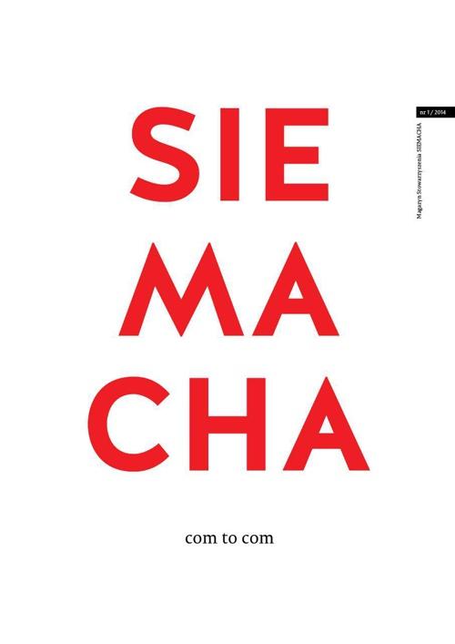 SIEMACHA. Com to Com nr 1