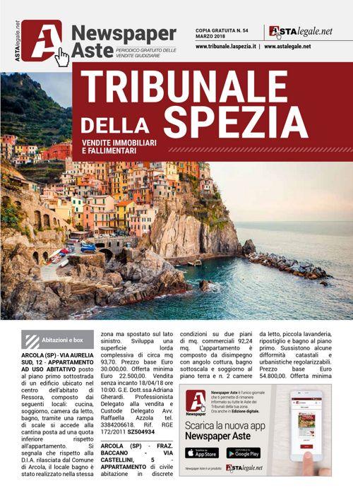 La Spezia marzo 2018