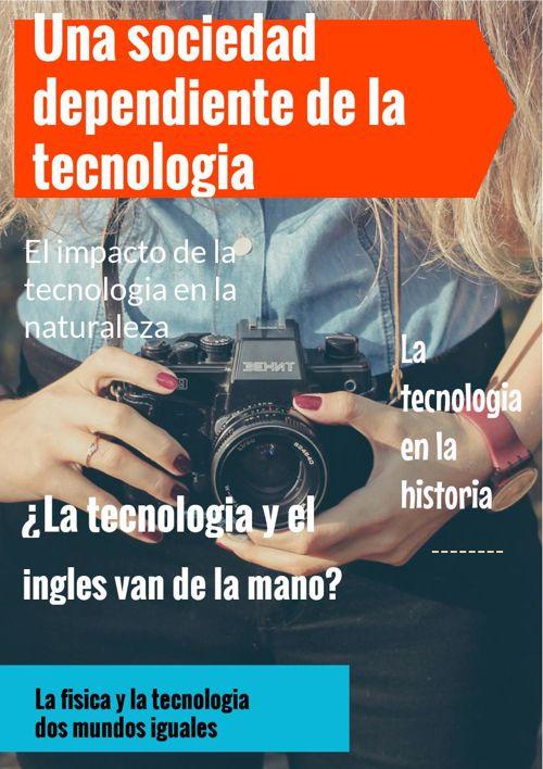 Tecnologia en el ambiente