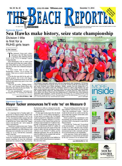 The Beach Reporter | 12-11-14