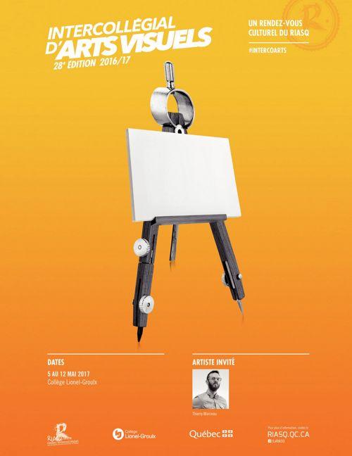 28e édition de l'Intercollégial d'arts visuels