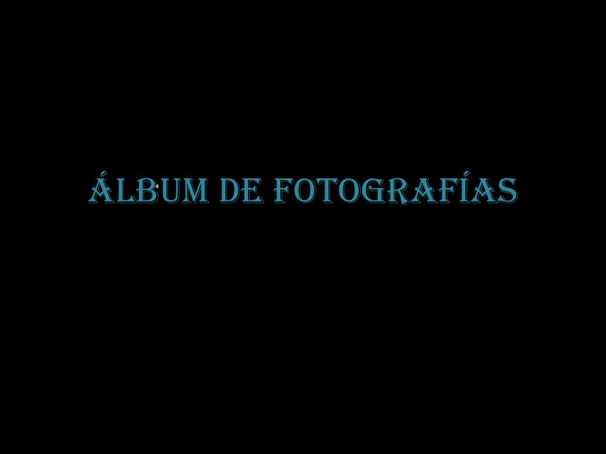 Copy of Álbum de fotografías c una