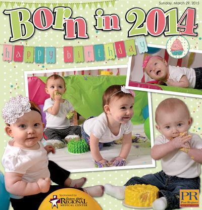 Born in 2014
