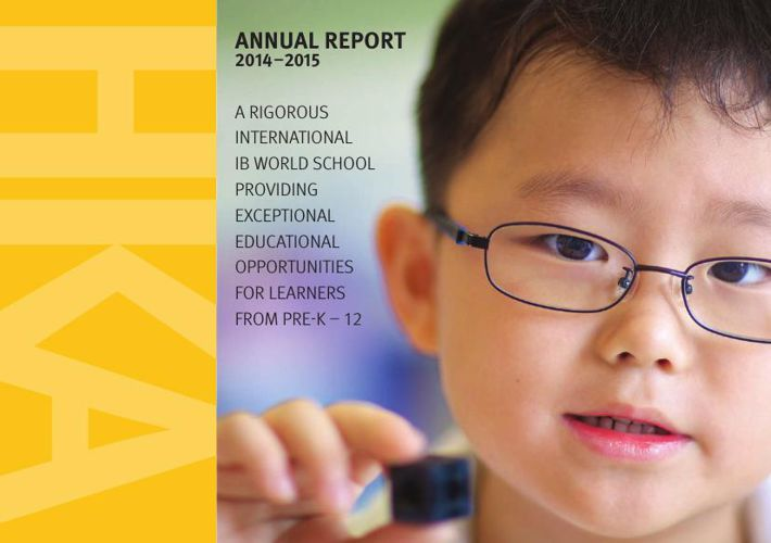 HKA Annual Report 2014-15
