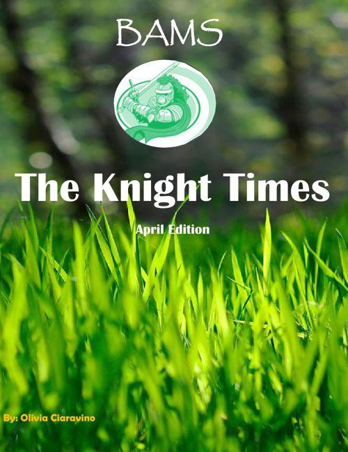 Knight Times April