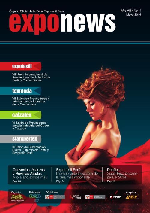 Revista Exponews 2014