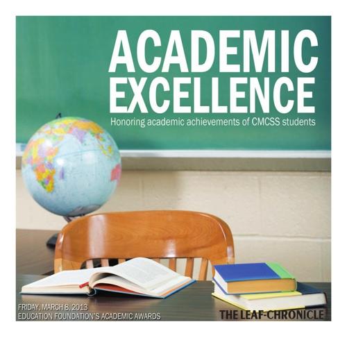 Academic Awards 2013