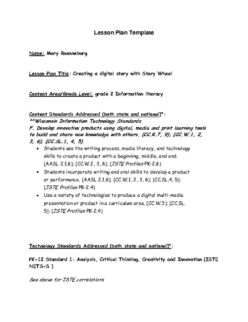Copy of Digital storytelling revision 1