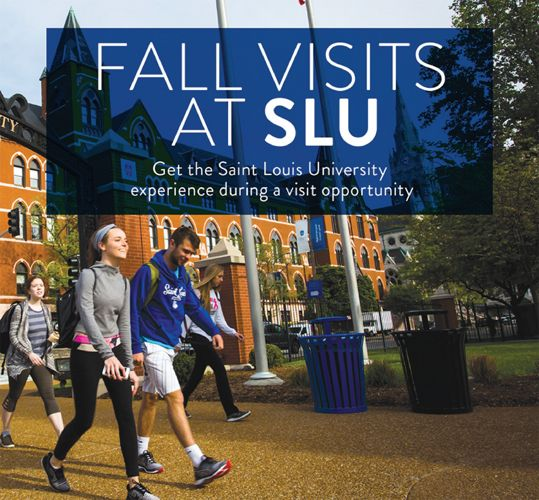2017 Fall Visit Programs at SLU