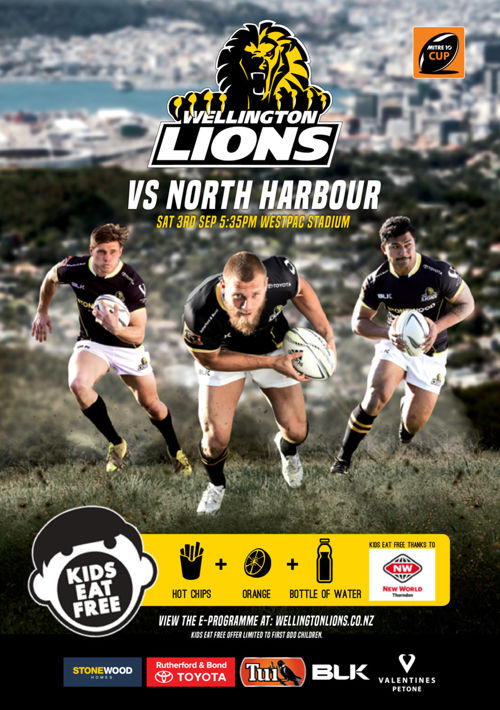 Lions E-Prog_North Harbour_Homegame#1