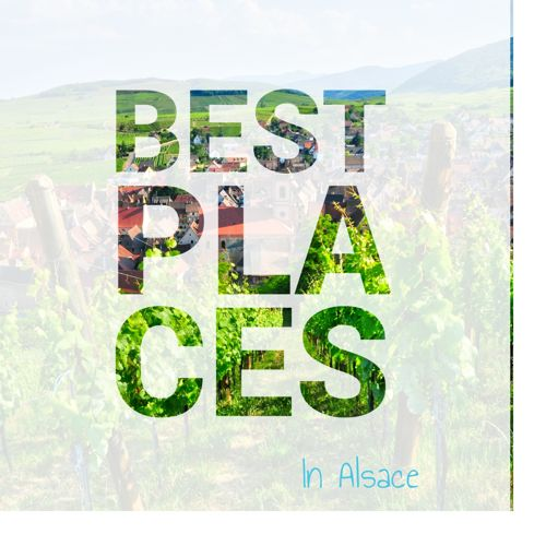Best  Places in Alsace