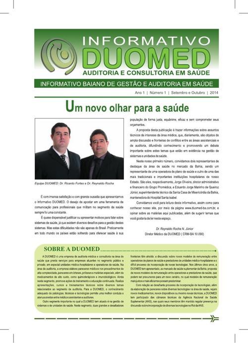 Jornal Duomed 1
