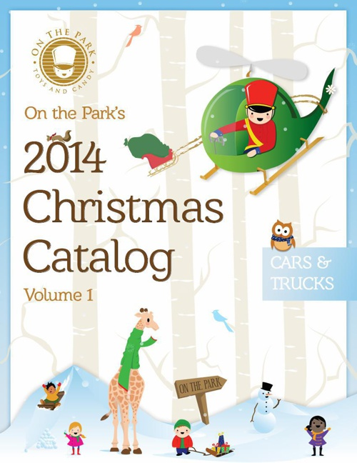 On the Park's 2014 Christmas Collection