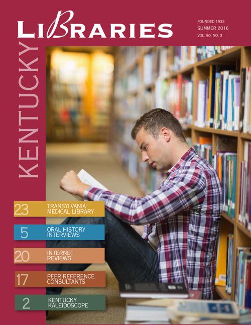 ky libraries_v80 no3 Summer 16