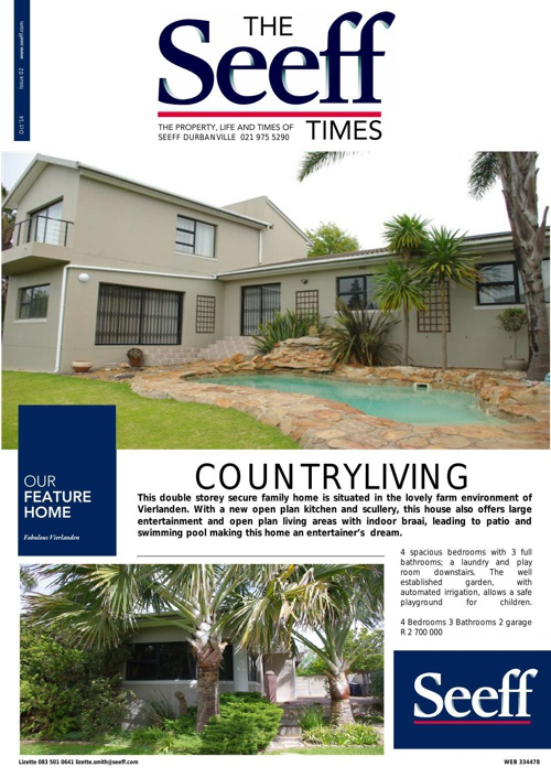 Seeff Times October 2014