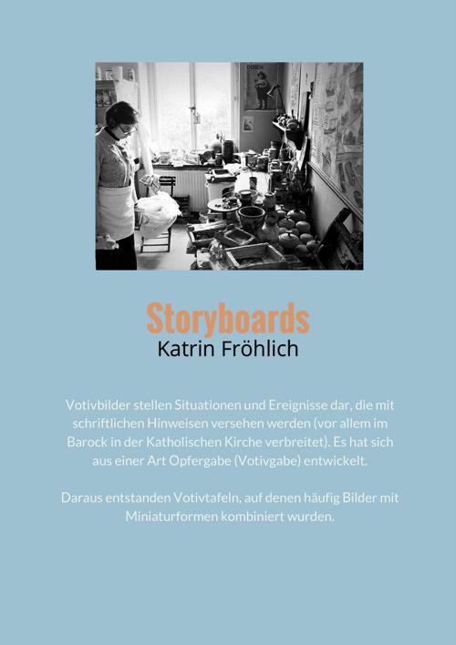 K.Fröhlich - Storyboards
