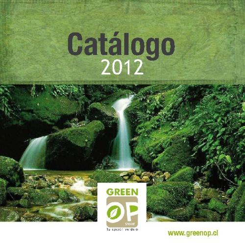 Catálogo Green 2012