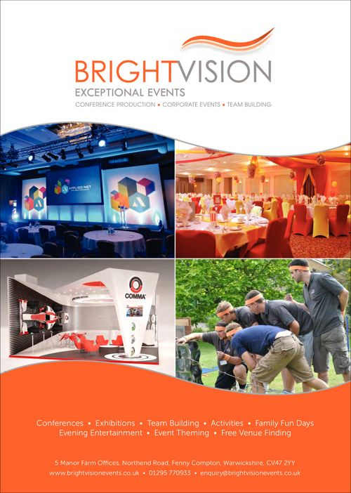 Bright Vision Email Brochure