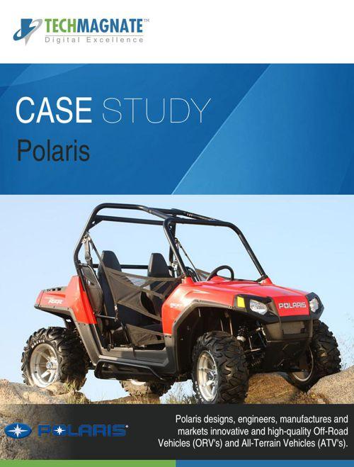 Automotive SEM Case Study for Polaris India