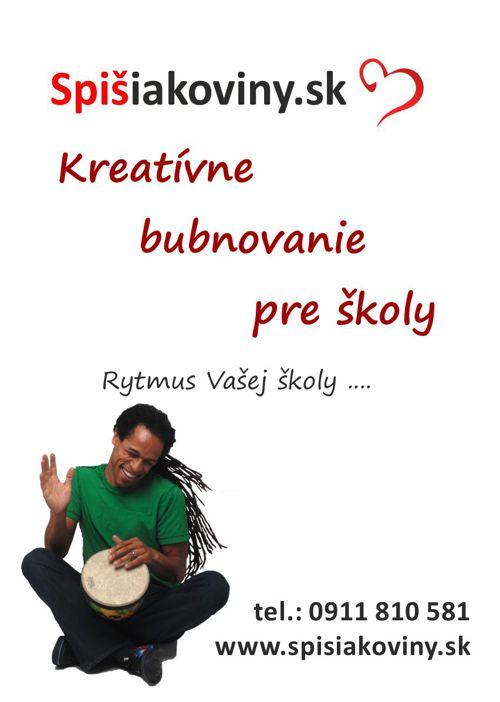 Kreatívne bubnovanie