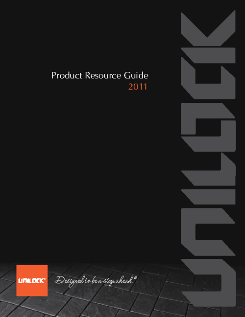 Unilock Catalogue