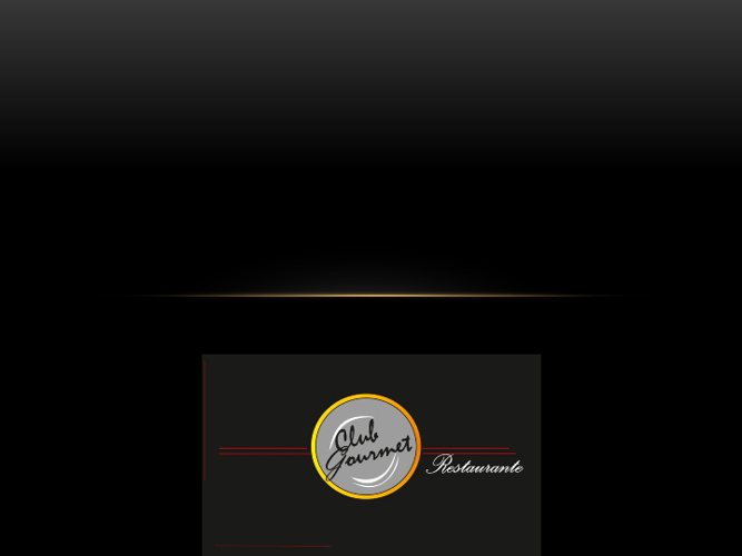 Club Gourmet Restaurante