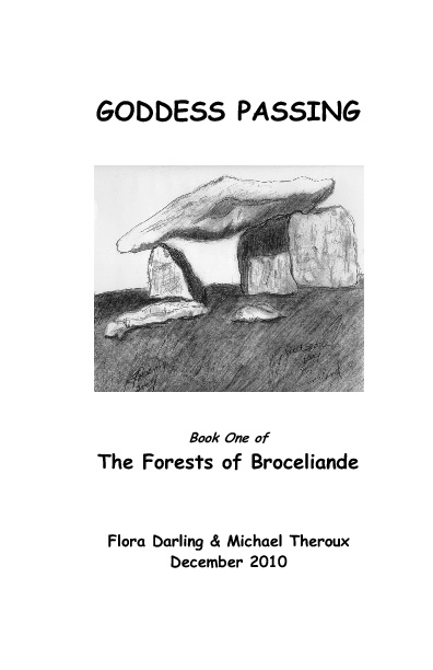 The Forest of Broceliande by Michael Theruox
