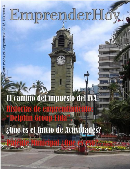 Revista 3 EmprenderHoy