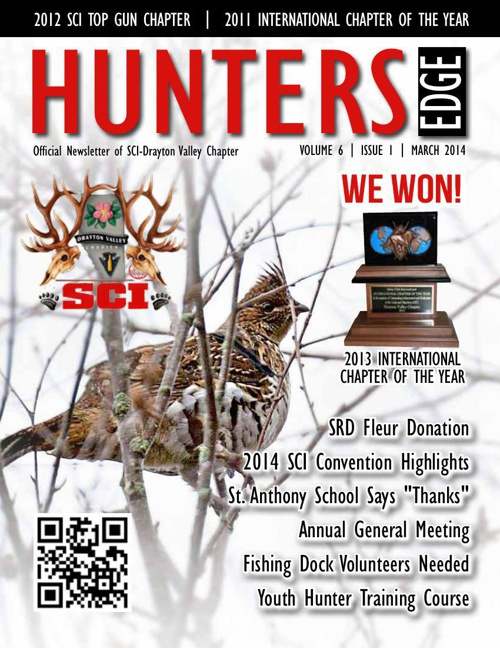 Hunters Edge Newsletters