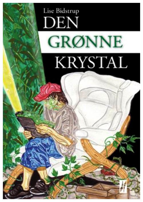 Den Grønne Krystal, læseprøve