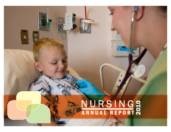 Magnet Nursing Annual Report 2010
