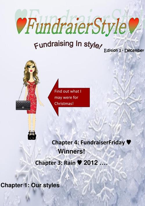 FundraiserStyle ♥  December 2012