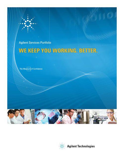 Agilent Services Portfolio 2