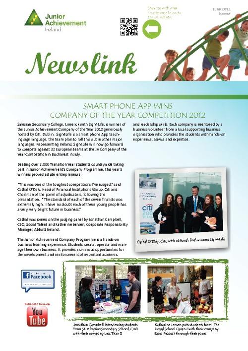Newslink June 2012