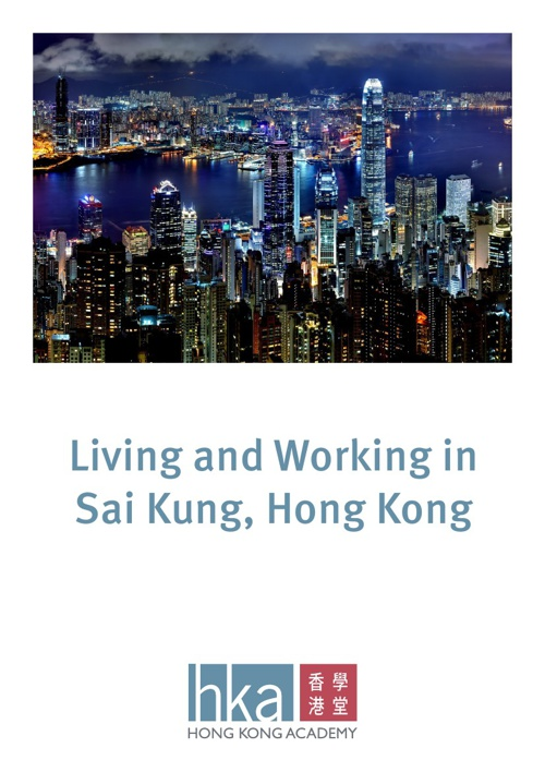 Living and Working in Sai Kung, Hong Kong