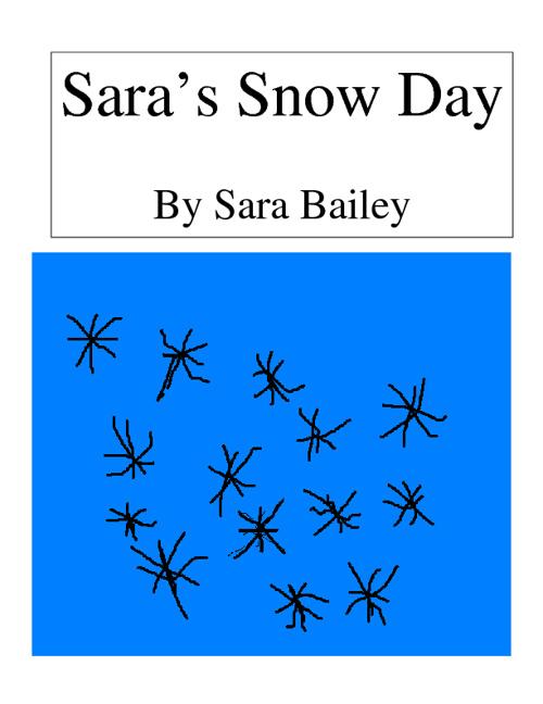 Sarah's Snow Day
