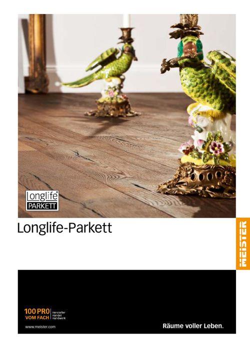MEISTER Longlife-Parkett Katalog 2014