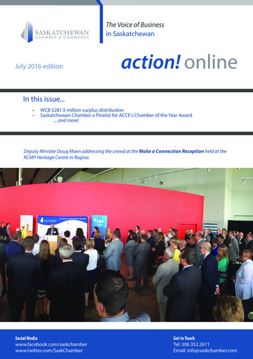 Action Online - July 2016