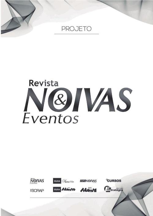 Apresentação Revista Noivas & Eventos