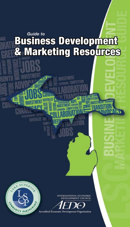 Guide to Business Development & Marketing Resources