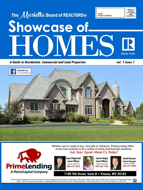 Showcase of Homes Marietta Real Estate