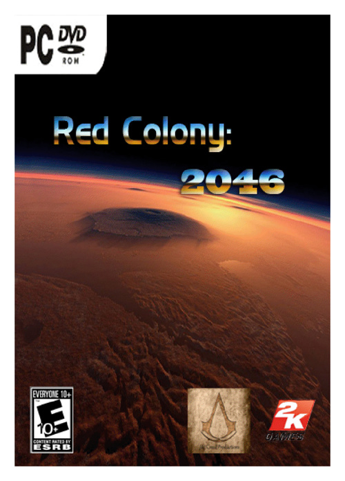 Red Colony: 2046