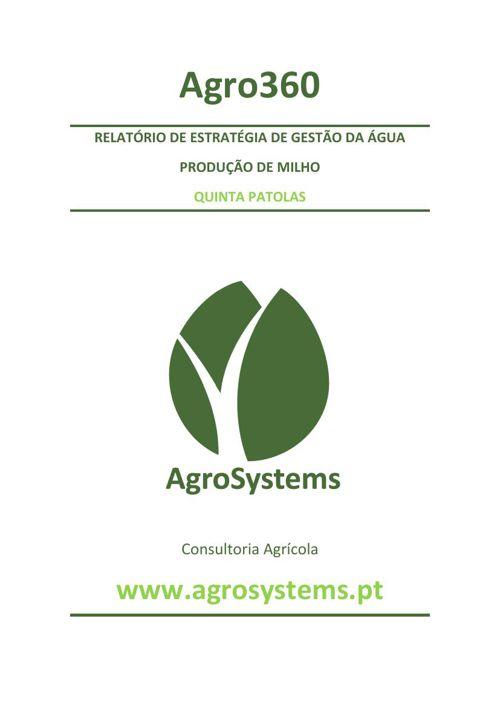 Agro360 Report