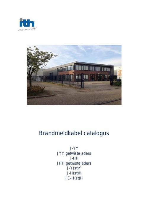 Brandmeld catalogus 2014