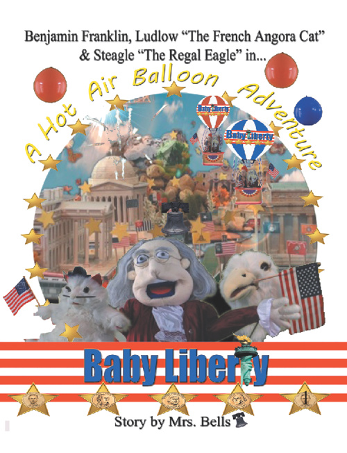 BabyLiberty.org...Baby Liberty and the Hot Air Balloon