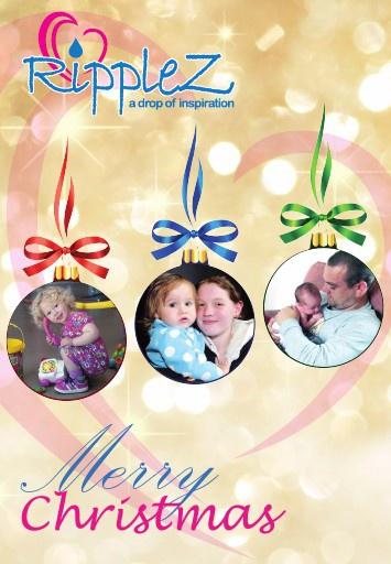 Ripplez Christmas Card