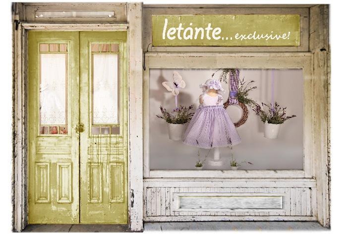 letante... exclusive!