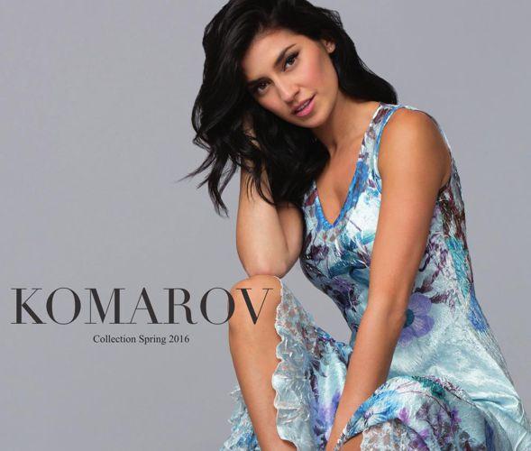 Komarov Spring 2016