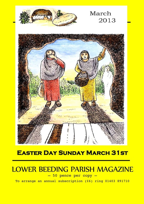 Parish Magazine - March 2013